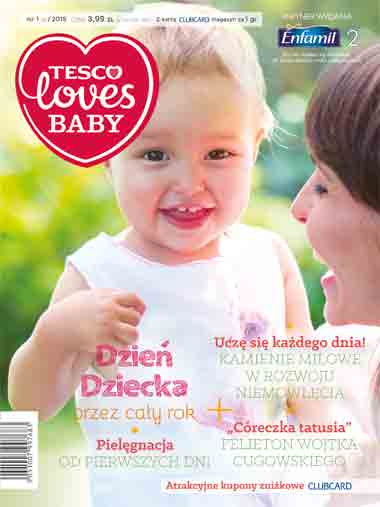Katalog Tesco Loves Baby